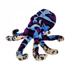 Pluszak ośmiornica 20 cm niebieska