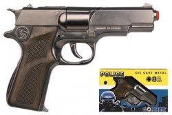 Pulio Pistolet policyjny metalowy GONHER 125/0