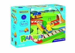 Wader Kolejka Kid Cars 3,1 m
