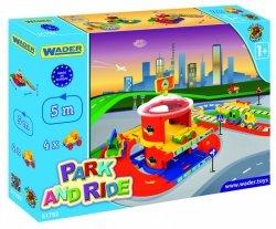 Wader Stacja przesiadkowa kolejki Kid Cars 5 m