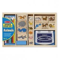 Pieczątki Zwierzęta