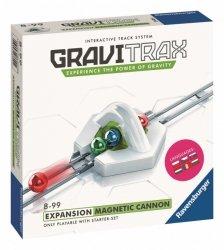 Ravensburger Zestaw konstrukcyjny Gravitrax Zestaw uzupełniający Magnetyczna Armatka