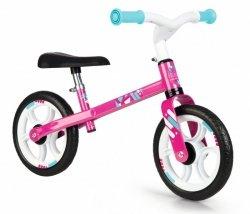 Mój Pierwszy Rowerek biegowy różowy