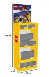 Klocki LEGO The Movie 2 Display