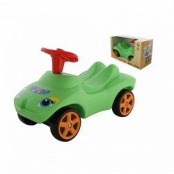 Jeździk samochód z sygnałem dźwiękowym