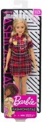 Mattel Lalka Barbie Fashionistas Modne Przyjaciółki Blondynka