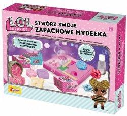 Zestaw kreatywny L.O.L. Suprise Stwórz swoje zapachowe mydełka