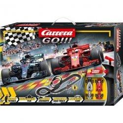 Carrera Tor wyścigowy GO!!! Speed Grip 5,3m