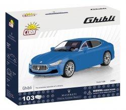 Cobi Klocki Klocki Maserati Ghibli