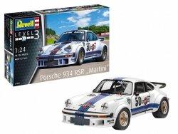 Revell Model plastikowy Porsche 934 RSR Martini