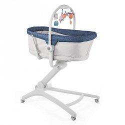 Chicco Leżaczek-krzesełko 4w1 BabyHug Spectrum
