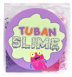 TUBAN Zestaw brokatów Slime - Różowa Słodycz