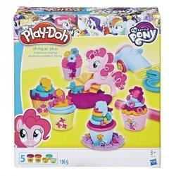 Hasbro Masa plastyczna Play-Doh My Little Pony Pinkie Pie Cupcake Party