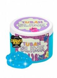 TUBAN Masa plastyczna Super Slime Brokat neon niebieski 0,5 kg