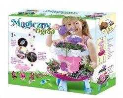 Icom Magiczny Ogród ze światłem i dźwiękiem, różowy