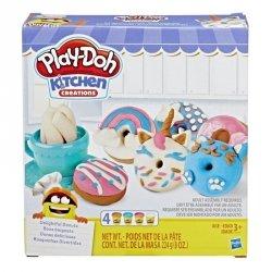 Hasbro Masa plastyczna Play-Doh Pączki i pączuszki