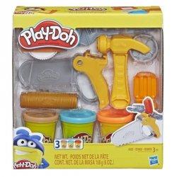 Hasbro Masa plastyczna Play-Doh Zestaw Narzędzi Majsterkowicz