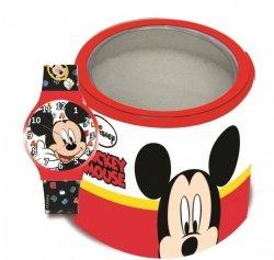 Pulio Zegarek analogowy w puszcze DIAKAKIS Mickey