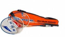 Madej Badminton z lotką i pokrowcem