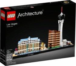 LEGO Polska Klocki Architecture Las Vegas