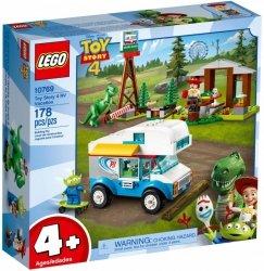 LEGO Polska Klocki Juniors Toy Story 4 - Wakacje w kamperze