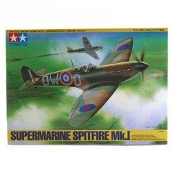 Tamiya Model plastikowy Spitfire Mk.I