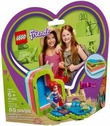 LEGO Polska Klocki Friends Pudełko przyjaźni Mii