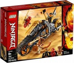 LEGO Polska Klocki Ninjago Motocykl Colea