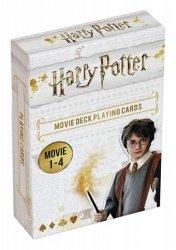 Cartamundi Karty Harry Potter Filmy 1-4