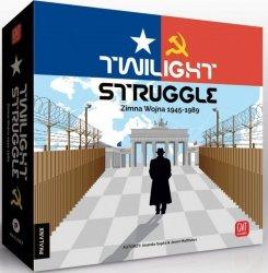 PHALANX Gra Twilight Struggle: Zimna Wojna 1945 - 1989