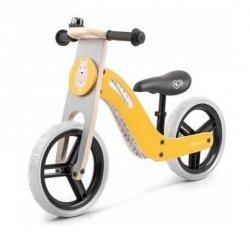 Kinderkraft Rowerek biegowy UNIQ miodowy