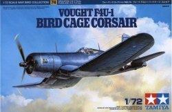 Tamiya Model plastikowy Vought F4U-1 Bird Cage Corsair