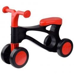 Rowerek czarno-czerwony