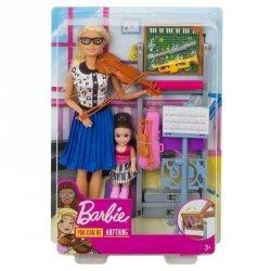 Mattel Lalka Barbie Nauczycielka muzyki