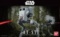 Revell Model plastikowy Star Wars 1/48 AT-ST