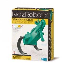 Zestaw edukacyjny Szalony Robot