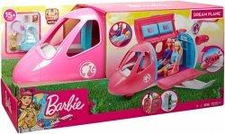 Samolot Barbie
