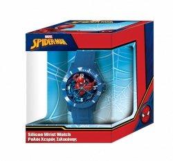 Pulio Zegarek analogowy w pudełku - Spiderman
