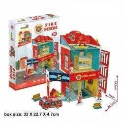Cubicfun Puzzle 3D Straż pożarna