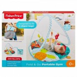 Fisher Price Mata edukacyjna składana