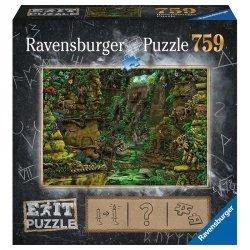 Ravensburger Puzzle 759 elementów - Exit, Świątynia w Ankor