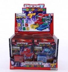 Tm Toys Figurka Pocket Morphers Figurki Mix II