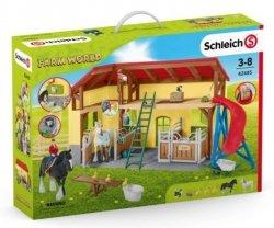 Schleich Końska stajnia Farm World