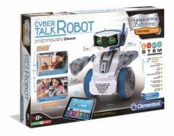 Clementoni Zestaw naukowy Mówiący Cyber Robot