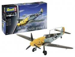 Revell Model plastikowy Messerschmitt Bf109 F-2