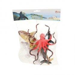 Zestaw 5 figurek TOITOYS Animal World