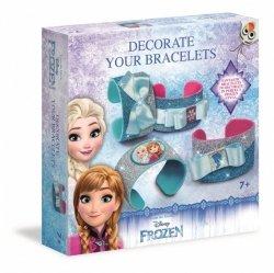 Zestaw kreatywny Frozen Stwórz własne bransoletki