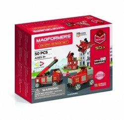 Magformers Klocki konstrukcyjne Zestaw ratunkowy