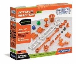 Clementoni Zestaw edukacyjny Akcja Reakcja - Akcesoria
