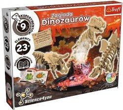 Trefl Zestaw edukacjny Zagłada dinozaurów
